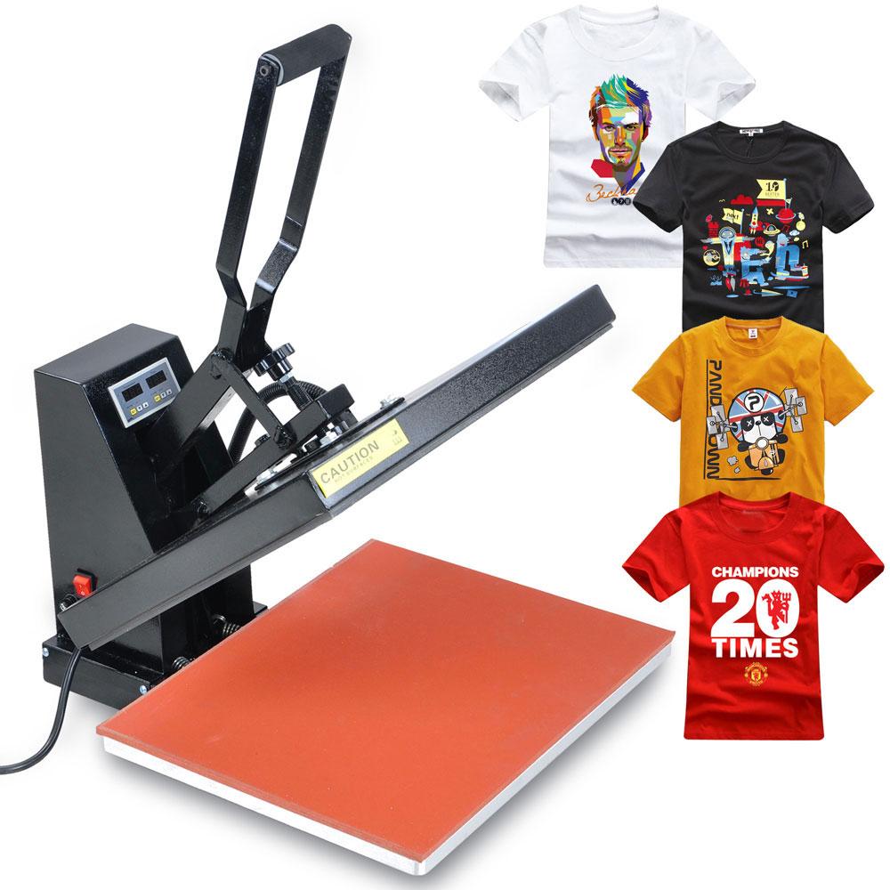 mesin heat press untuk cetak baju @ print tshirt